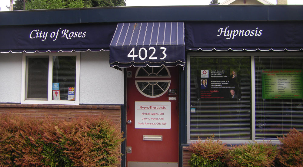 City of Roses Hypnosis Location
